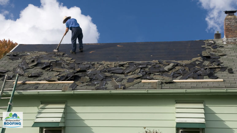 Re-Roofing in Michigan – Is It the Right Option for Your Michigan Home?