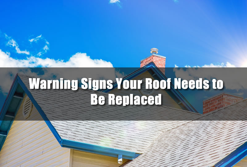 Warning Signs Your Roof Needs To Be Replaced Mjb Roofing