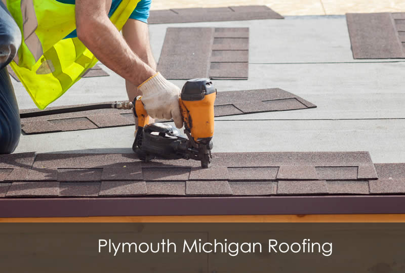 Plymouth Michigan Roofing