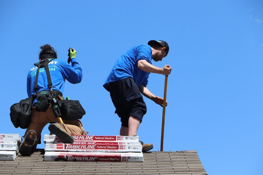 Roofing Contractor in the Canton MI Area