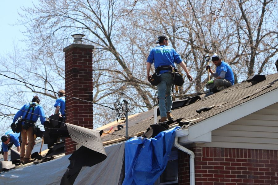 Roof Contractor in the Canton MI Area