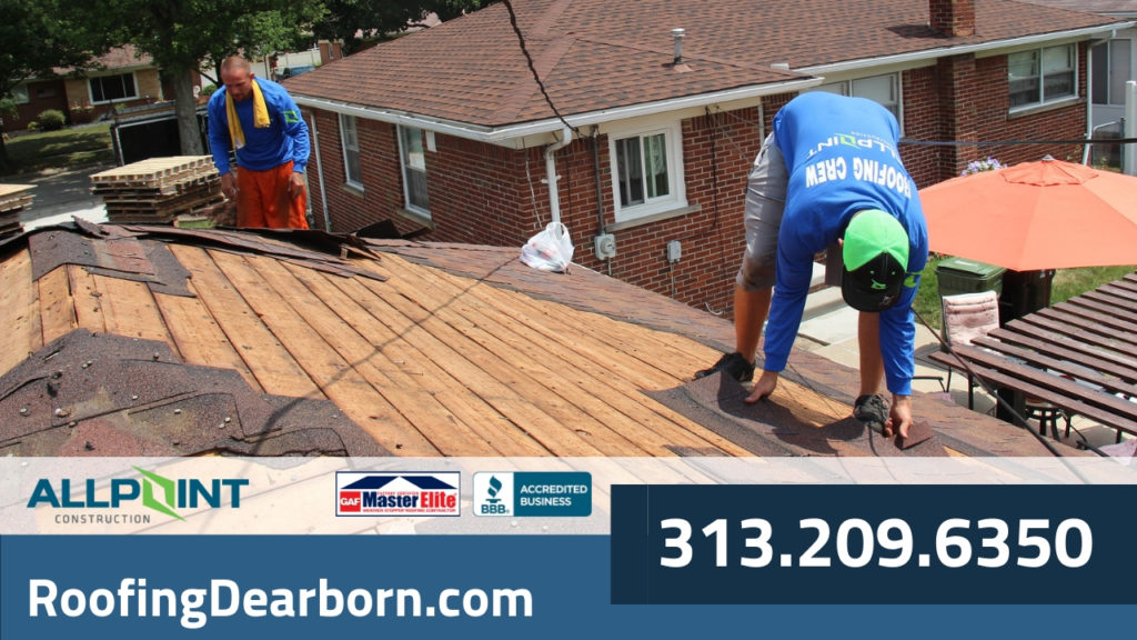The Importance of Roof Maintenance in Dearborn Michigan
