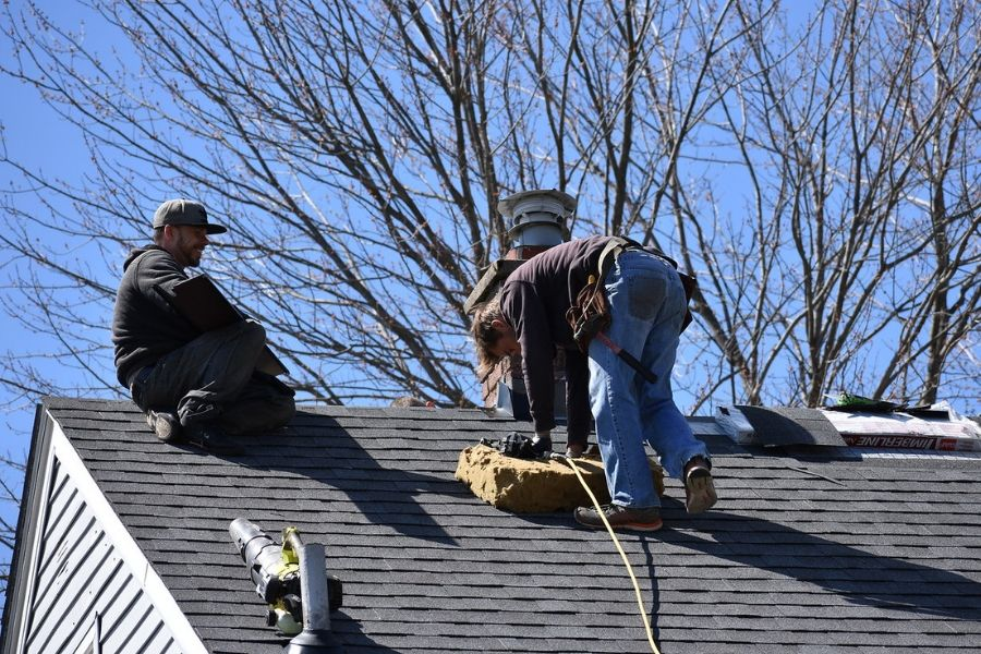 Roof Repair in Plymouth MI
