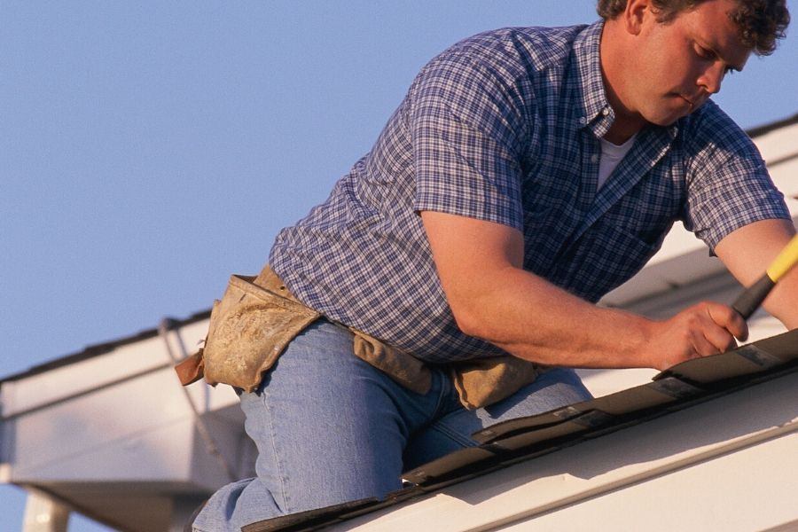 Canton Michigan Roofer
