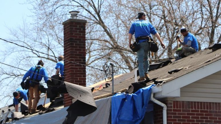 What Happens When Your Roofing in Canton Michigan Need Repairs?
