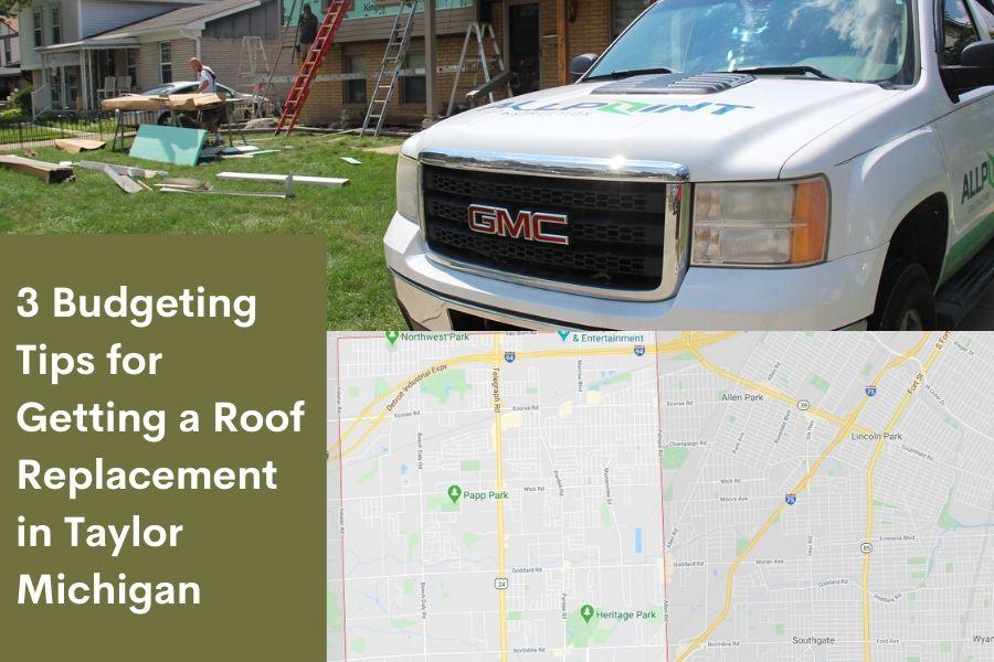 Roofing Contractor Taylor MI