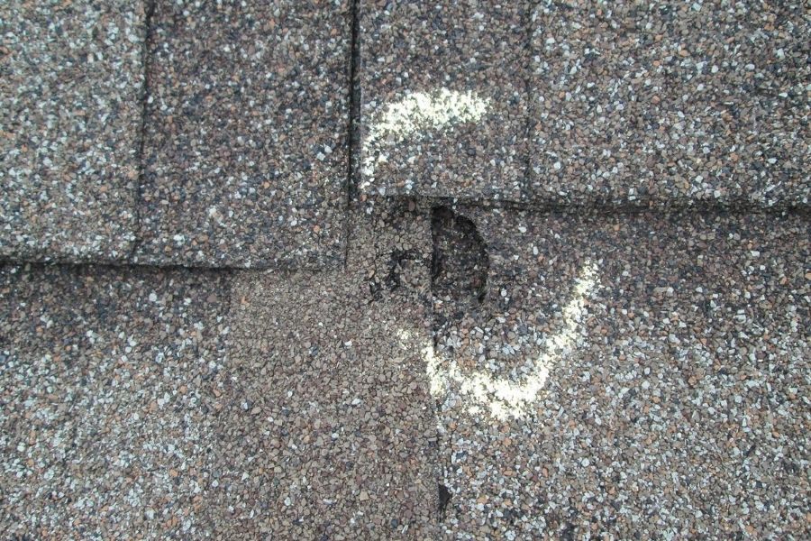 Has Your Roofing in Downriver Michigan Been Damaged By Hail?