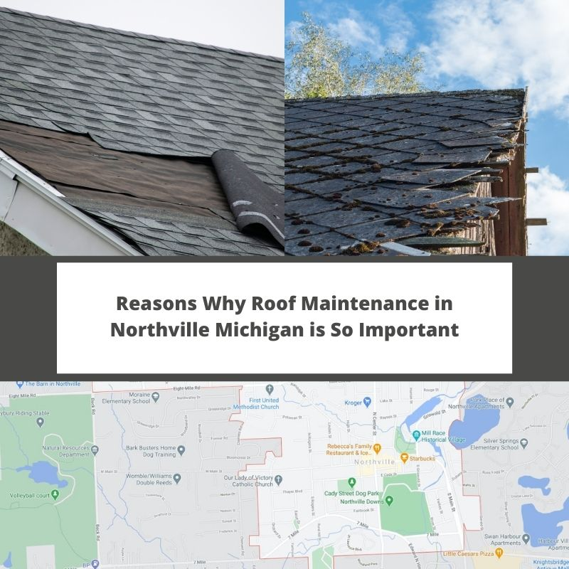 Northville MI Roof Contractor