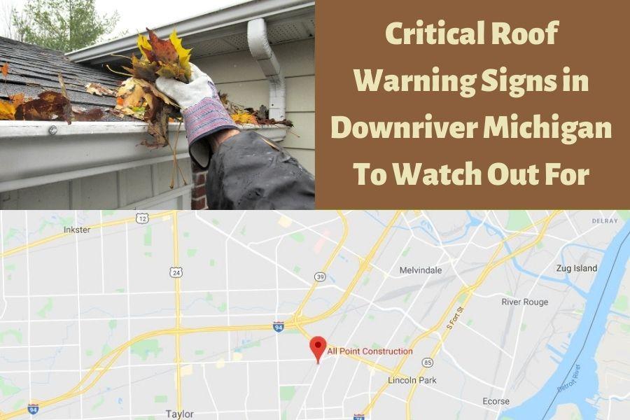 Roofers Downriver MI