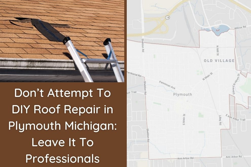Plymouth MI Roof Repair
