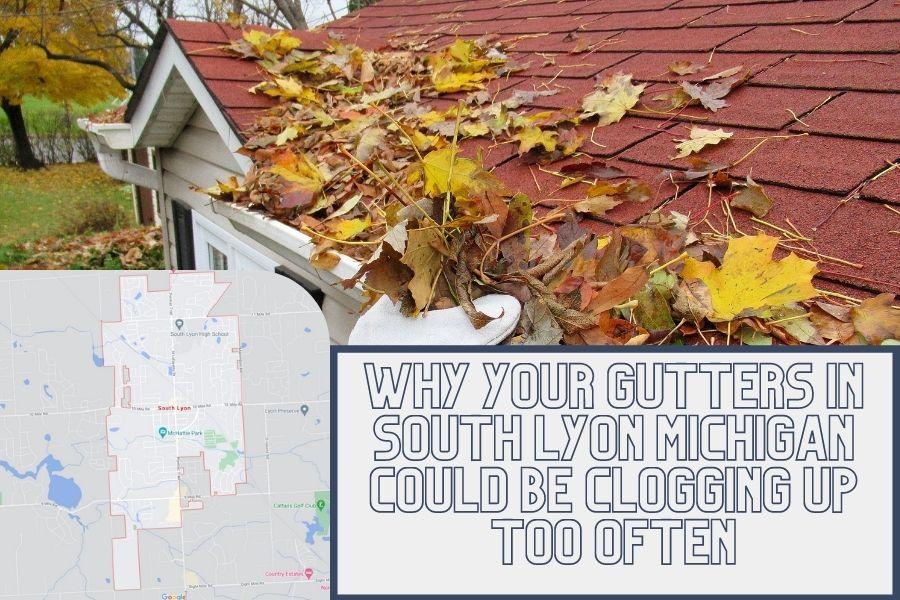 Gutters Roof Repair South Lyon Mi