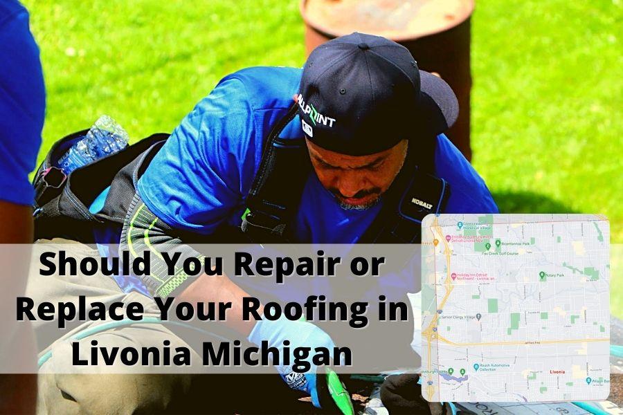 Roofing Livonia MI