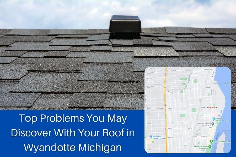 Roofing Wyandotte MI