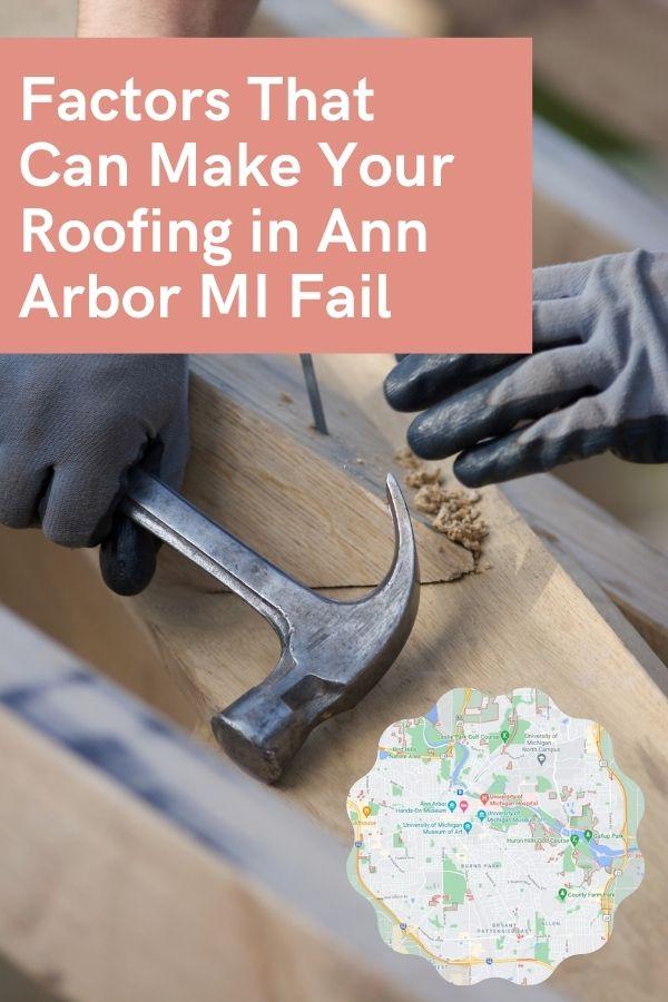 Roofer Ann Arbor MI