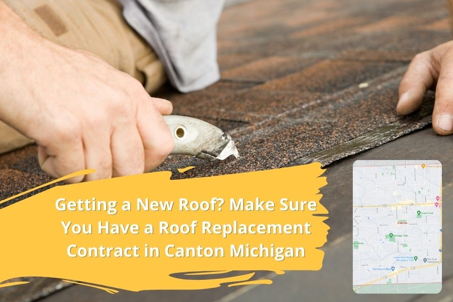 Roofer Contract Canton MI